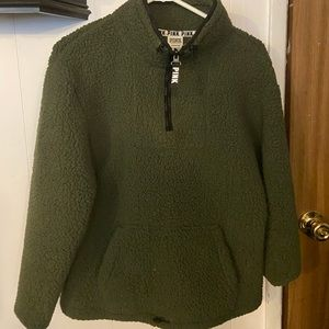 Fuzzy, cozy pullover sweater!